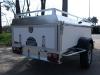aanhangwagen power trailer gesloten bagagewagen