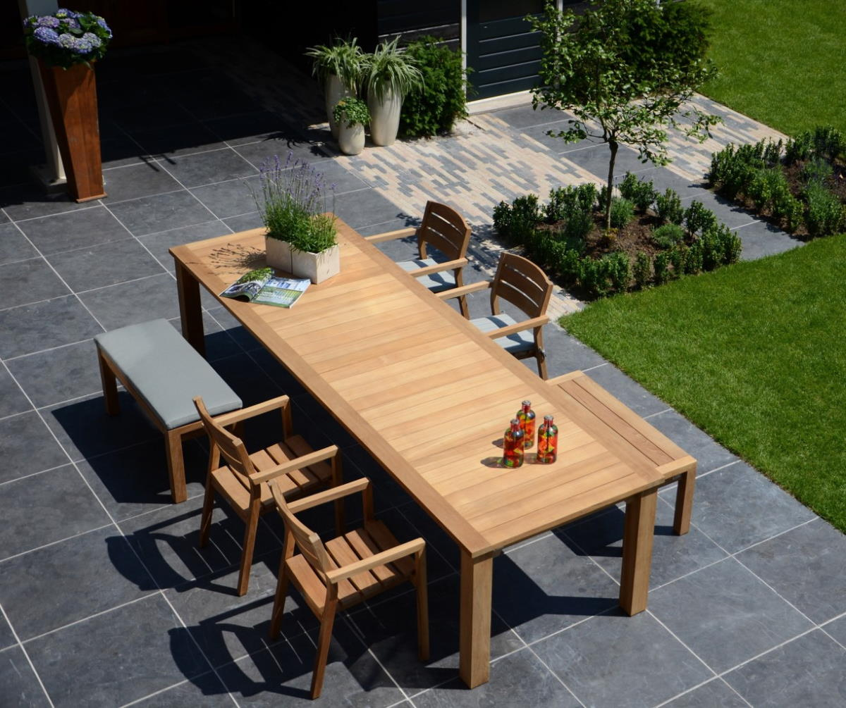 Noor-table-and-Maxima-backless-bench-and-stacking