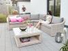 0104530-2510 - LISSABON lounge hoekset - zand - Milieu 1