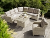 0104630-2510 - JARVIS medium lounge hoekset - beach naturel-zand - Milieu