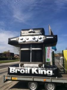 BBQ BROIL KING OPBLAAS MODEL